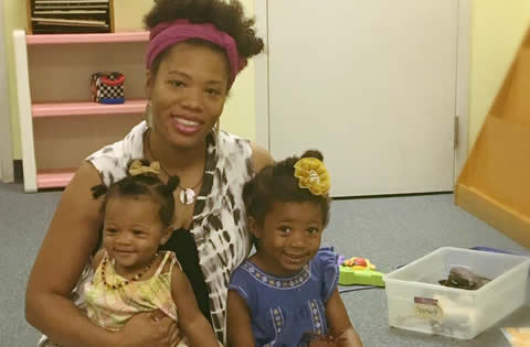 Baby 200 Visits Memphis Morning Center